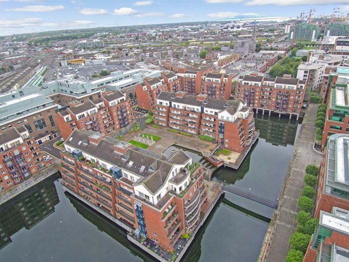 Apartment 280, Argyle House, Custom House Harbour, Dublin 1