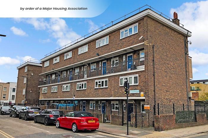 21 Dunloe Court, Dawson Street, Bethnal Green, London, E2