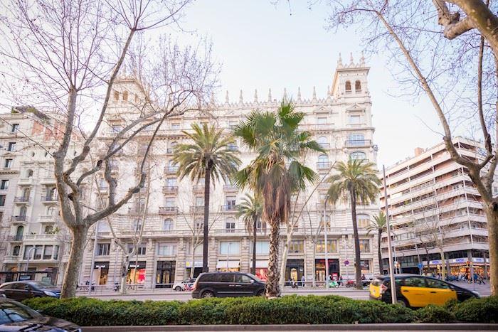 Diagonal, Sant Gervasi, Barcelona