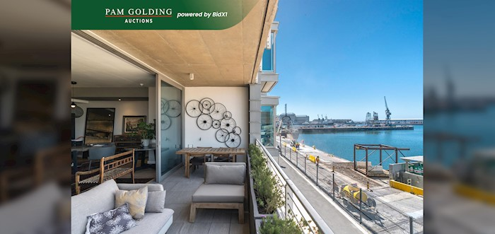 105, No. 3 Silo, 3 South Arm Road, Waterfront, Western Cape