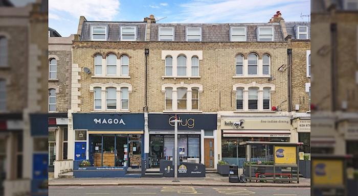 Flat 3, 240-242 Upper Richmond Road, Putney, London, SW15