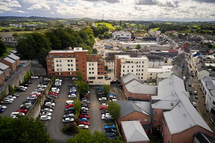 46 Apartments at Clare's Court, Church Street, Cavan Town