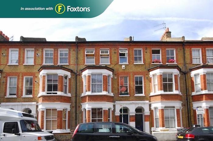 Top Floor 24 Rita Road, Battersea, London, SW8