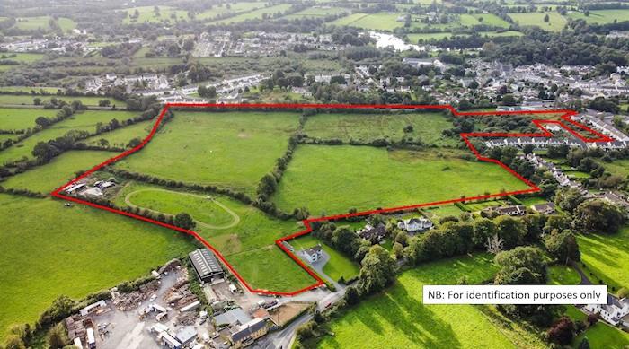 15.31 ha (37.9 acres) Development Lands at Coolbawn, Co. Limerick