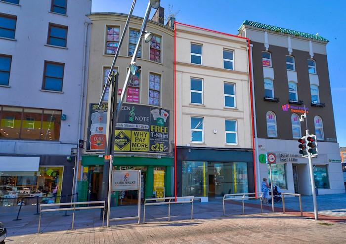 124 Patrick Street, Cork City, Co. Cork