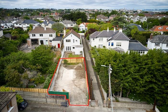 Site to the rear of 35c Castlepark Road, Dalkey, Co. Dublin