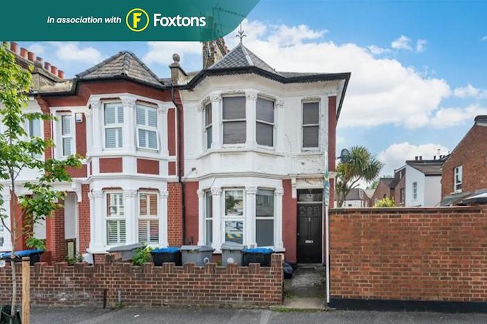 Flat 1, 2 Buxton Road, London, NW2
