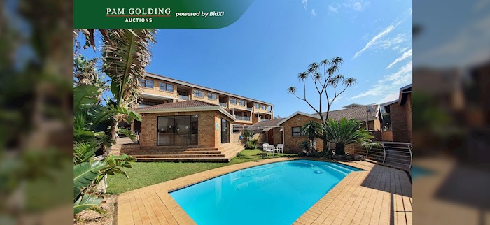 5 Villa Siesta, 44 Panorama Parade, Margate, KwaZulu-Natal